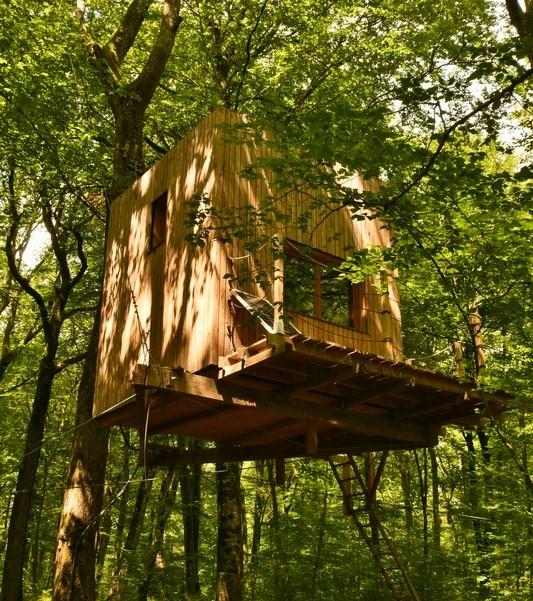La cabane refuge